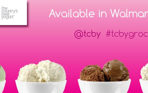 Dive into Spring with a TCBY Twitter Party #TCBYGrocery