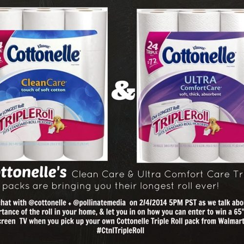 Let's Party with Cottonelle