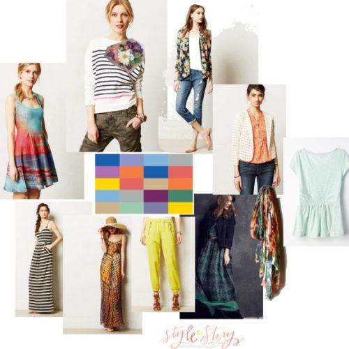 Spring Fashion – Anthro Style