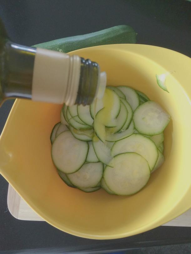 Add Olive Oil