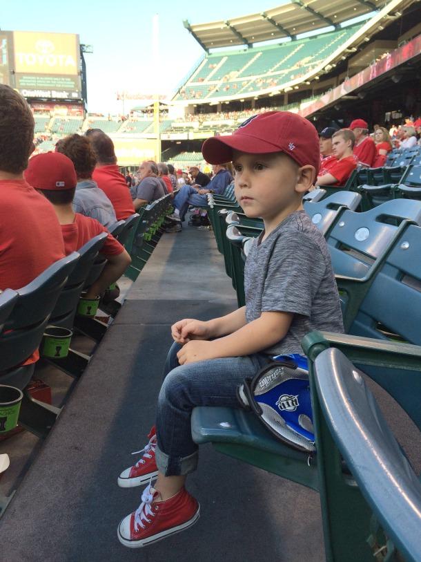 Brayden Baseball