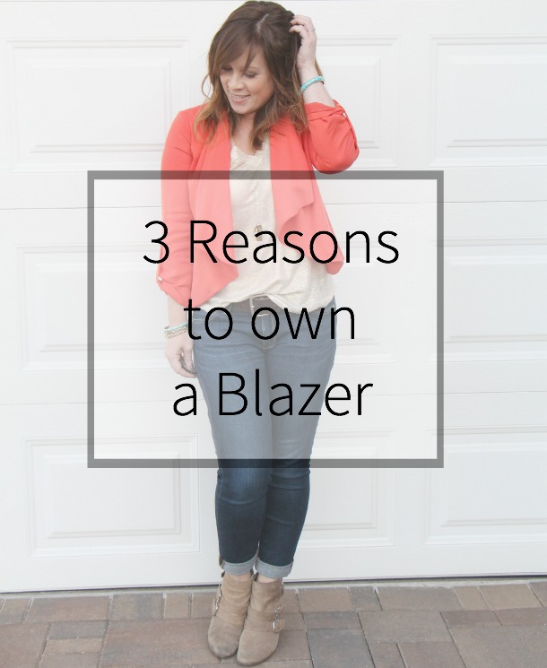 3 Reasons to own a Blazer