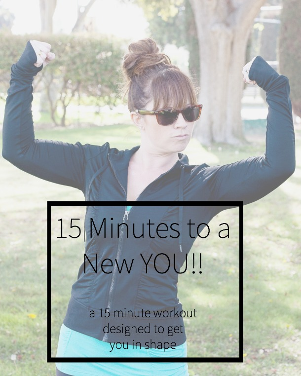 15 Minute Workout