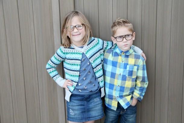 Katelyn & brayden Glasses