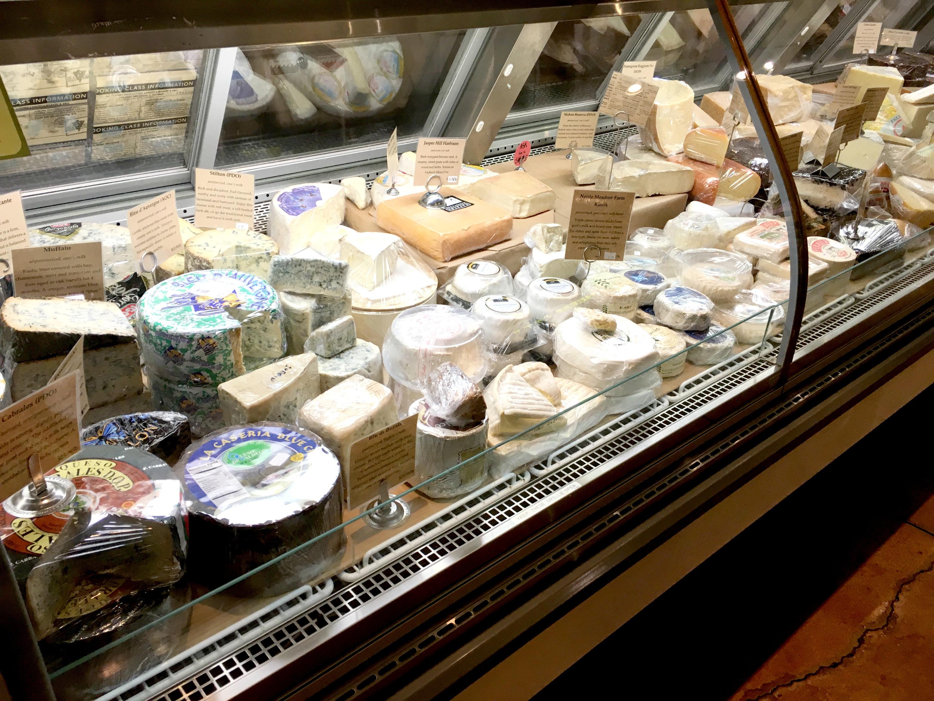 Caputo's Cheese