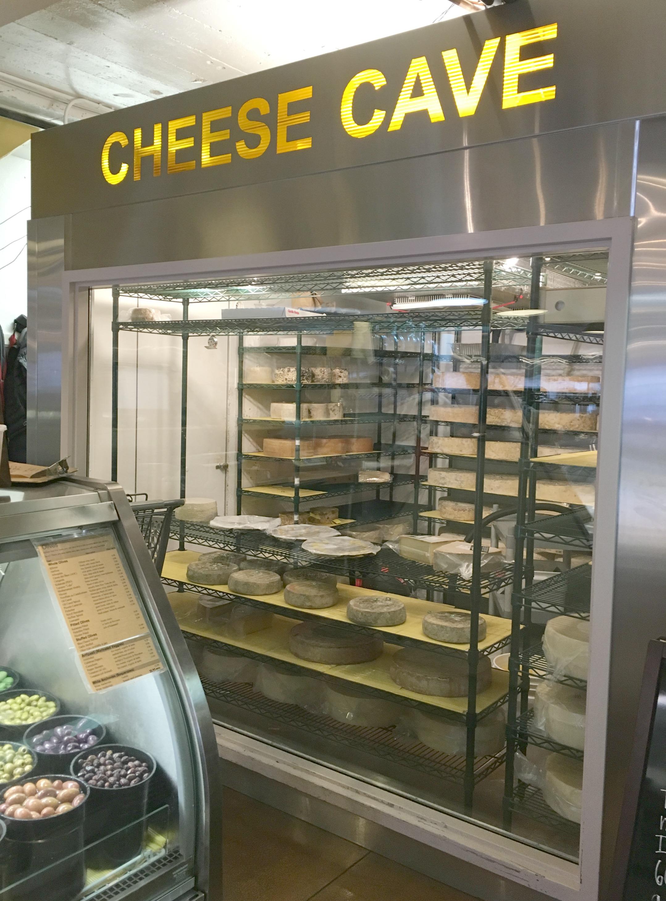 Cheese Cave Caputo's