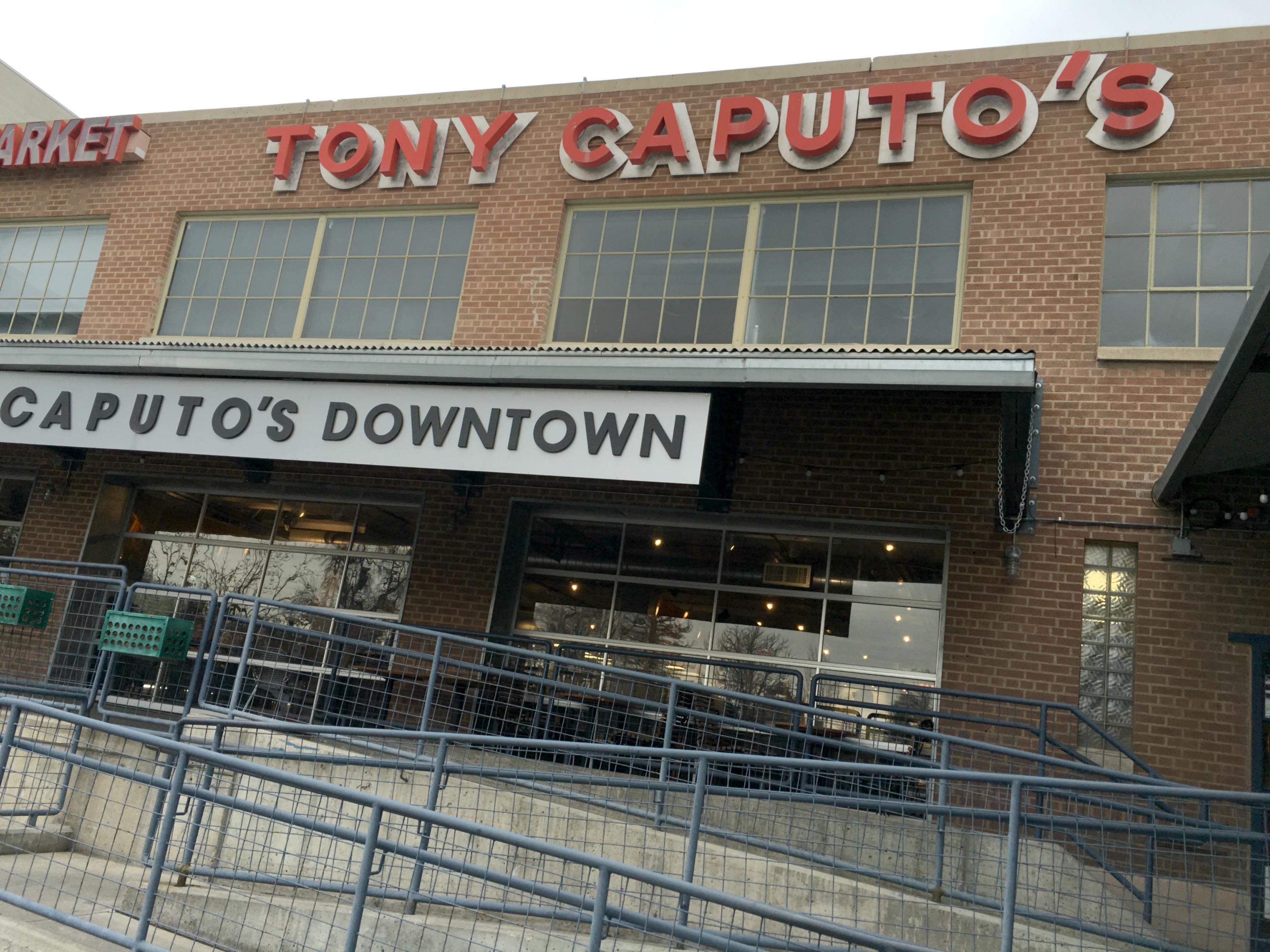 Tony Caputo's