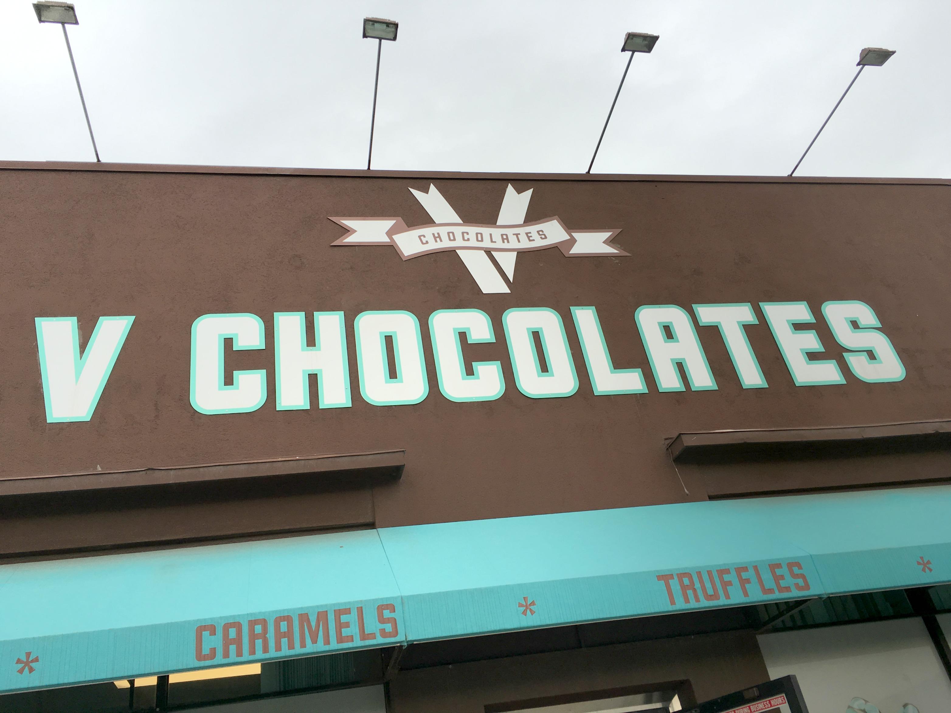 V Chocolates Salt Lake