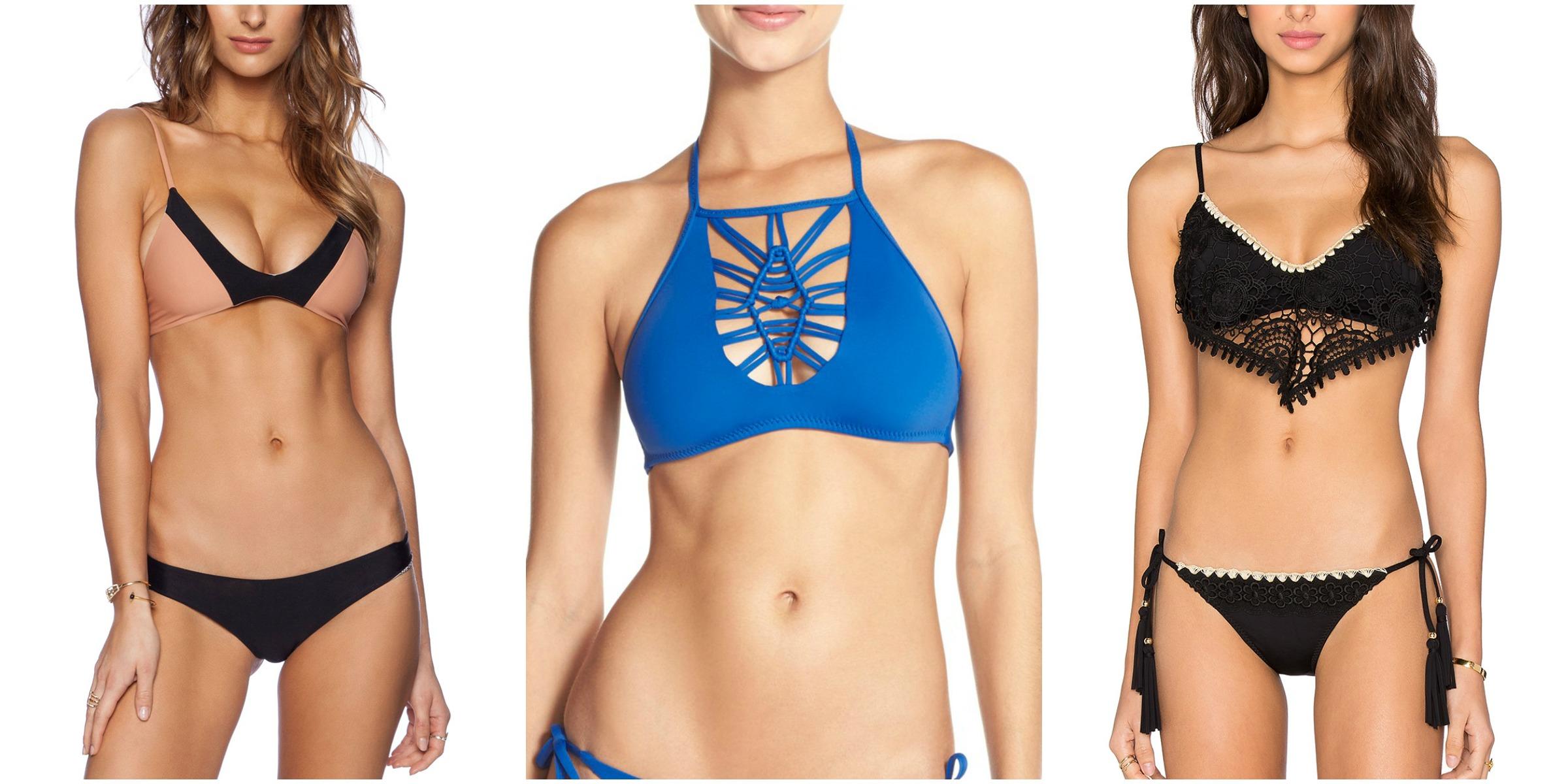 Bikini Collage