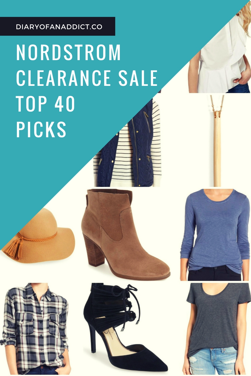 Nordstrom Clearance Sale: My Top 40 Picks