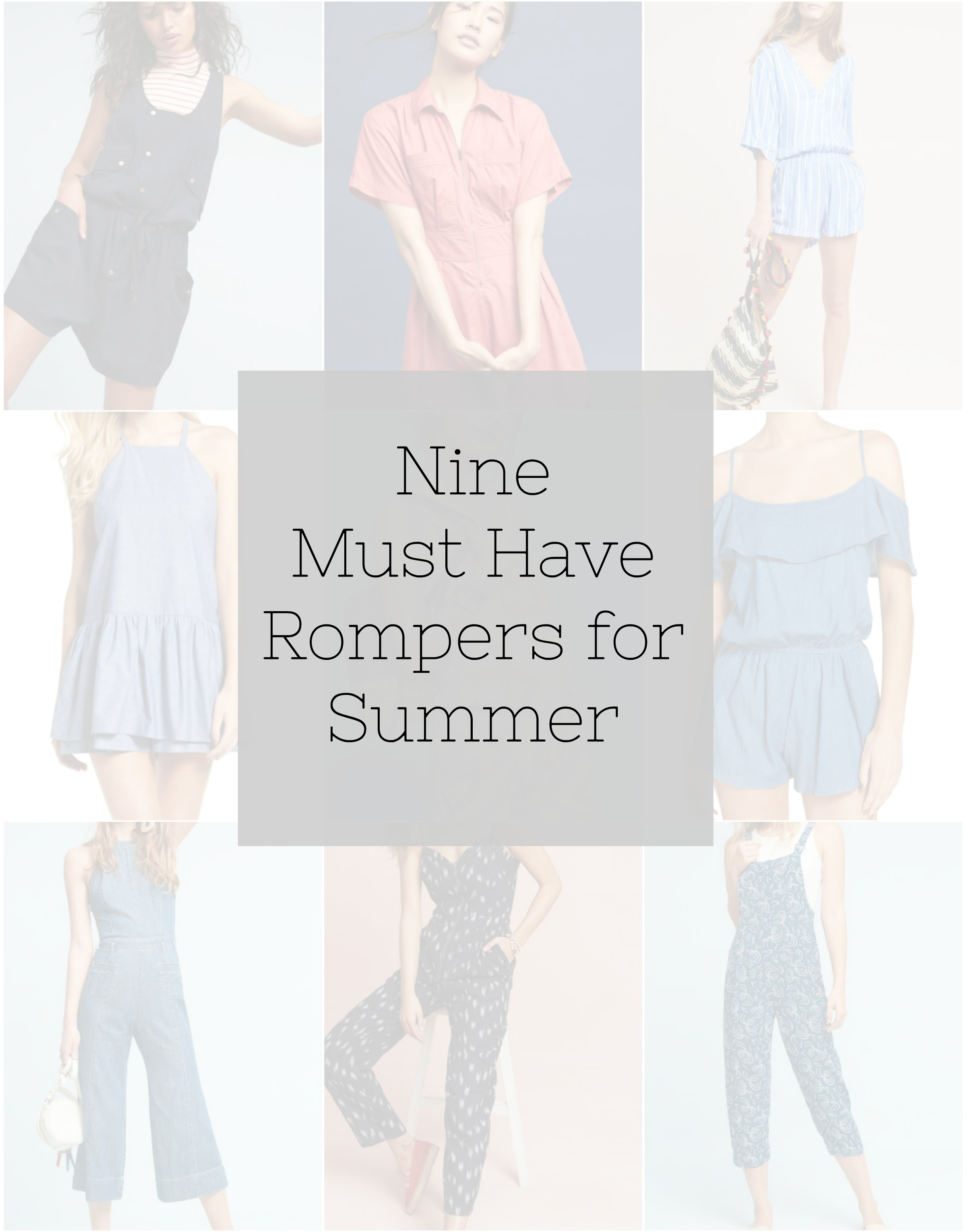 Rompin' into Summer